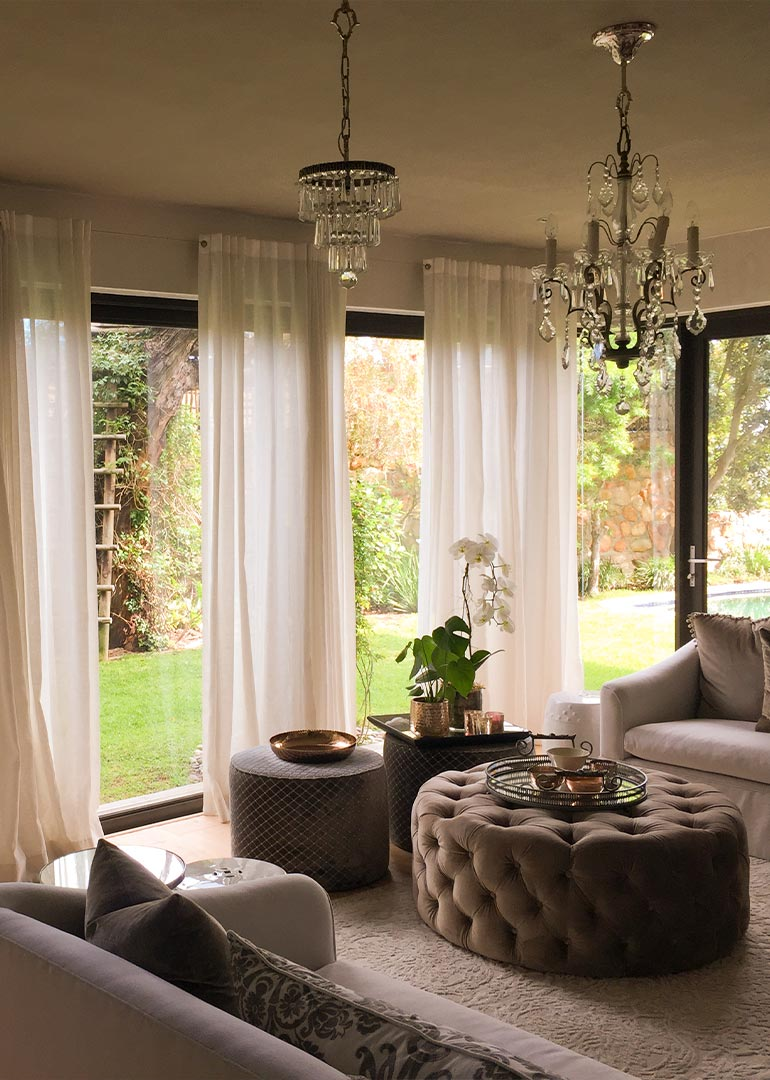 Voile Curtains for sale in Cape Town